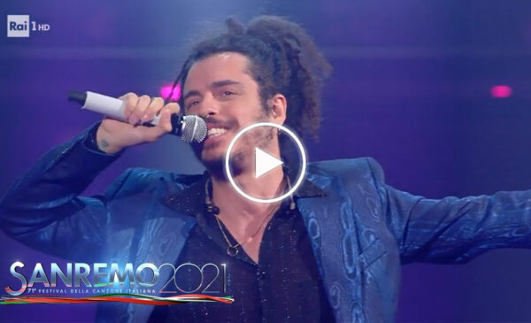 "Sanremo, il palermitano Davide Shorty vola in finale con ""Regina"" – VIDEO"
