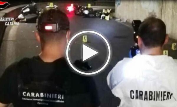 Sparatoria fra clan di mafia, 2 morti e diversi feriti, in manette il gruppo di fuoco – VIDEO