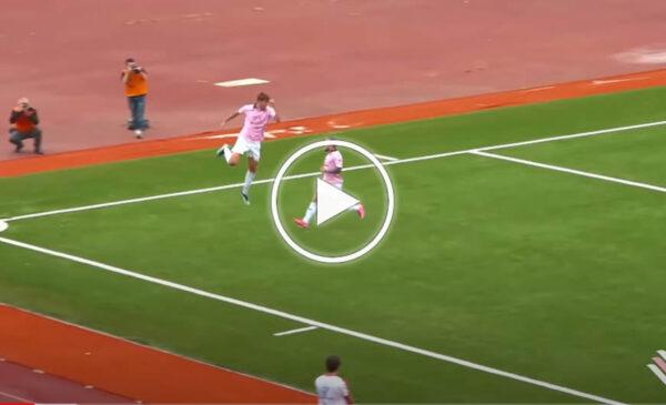 Casertana – Palermo 2-3: gli highlights del match | VIDEO