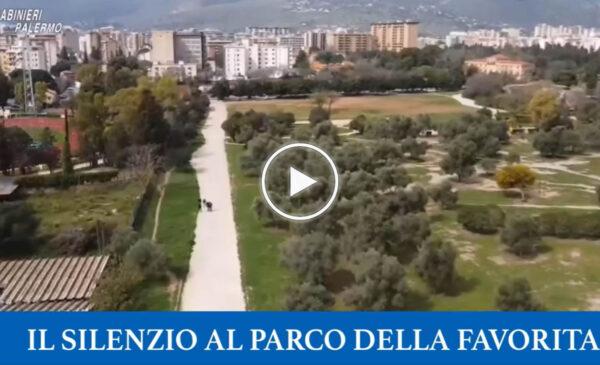 Palermo, parchi e spiagge presidiate: le immagini dalla Favorita – VIDEO