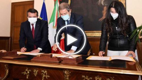Vaccini covid19 nelle aziende siciliane, firmato l'accordo – VIDEO