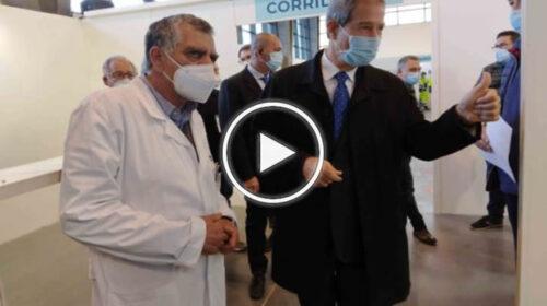 Vaccini Covid19, verso le 30mila dosi AstraZeneca in tre giorni di open day – VIDEO