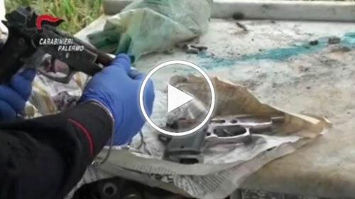 Misilmeri, in casa armi e munizioni modificati, un arresto – VIDEO