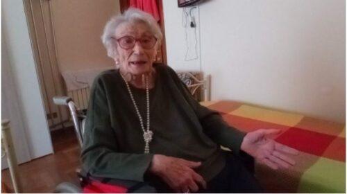 Benedetta, oggi 107 anni: è la nonna più anziana di Palermo – VIDEO