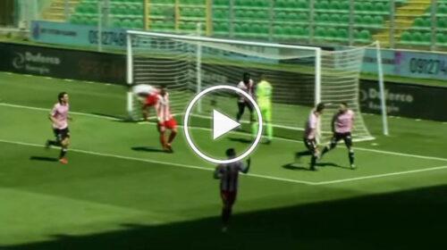 Playoff promozione di Serie C, Palermo-Teramo 2-0: gli highlights del match | VIDEO