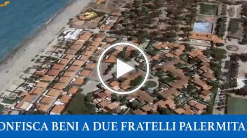 Accusati di usura, confiscati beni per 3,5 milioni di euro a due fratelli palermitani – VIDEO