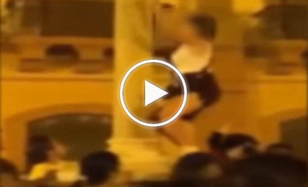 Palermo, piazze con assembramenti e balli anche dopo il coprifuoco – VIDEO