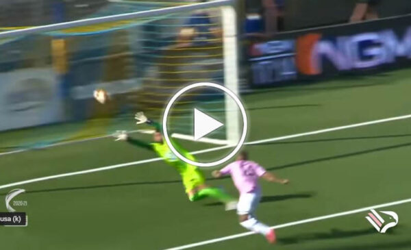 Juve Stabia – Palermo 0-2: gli highlights del match | VIDEO