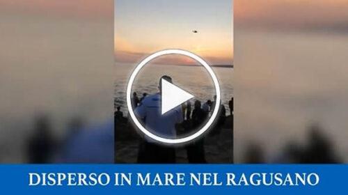 Dramma nel Ragusano, giovane disperso in mare – VIDEO