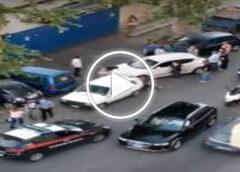 Palermo, donna investita da uno scooter in via dei Cantieri – VIDEO