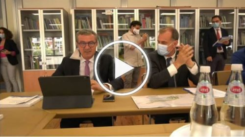"""All'ex Roosvelt la nuova sede di Arpa Sicilia: """"Risparmi per 180mila euro l'anno"""" – VIDEO"""