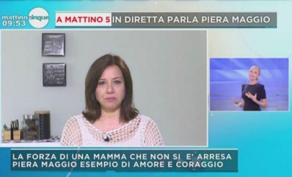 """Denise Pipitone, """"Piero Pulizzi? Doppiamente colpito"""", Piera Maggio a Mattino 5 – VIDEO"""