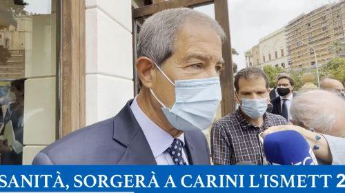"""Sanità di eccellenza, sorgerà a Carini l'Ismett 2: """"Nuove possibilità di cure in Sicilia"""" – FOTO e VIDEO"""