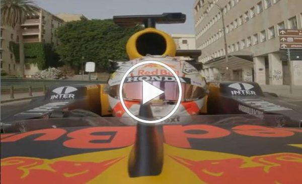 """Red Bull ringrazia Palermo scelta come location di una speciale produzione video: """"Ti promettiamo che sarà bellissimo"""" – VIDEO"""