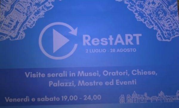 Palermo, cultura e bellezza per ripartire, ecco la vasta offerta di RestART – VIDEO