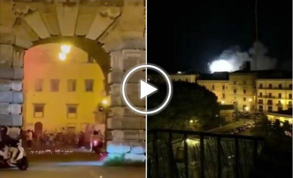 Botti e canzoni in piazza, prosegue il ricordo di Emanuele Burgio nei quartieri popolari – VIDEO