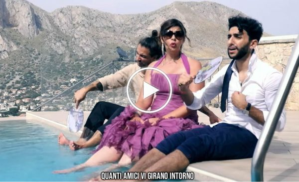 "PARODIA palermitana sulla Hit dell'estate ""Mille"" a tema 'matrimoni' – VIDEO"