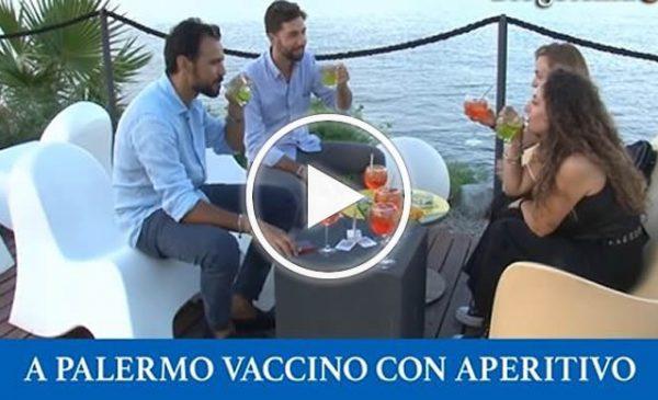 Vaccino con aperitivo, buona la prima al Nautoscopio – FOTO e VIDEO