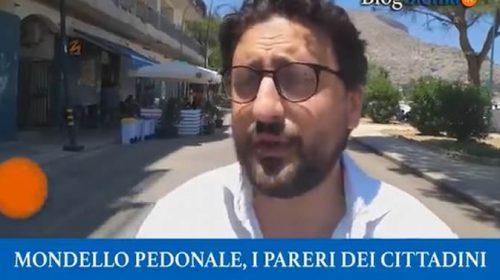 Lungomare Mondello tutto pedonale, commercianti e cittadini divisi – VIDEO