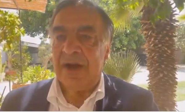 """Le parole del Sindaco Orlando sull'Afghanistan: """"Palermo pronta ad accogliere"""" – VIDEO"""