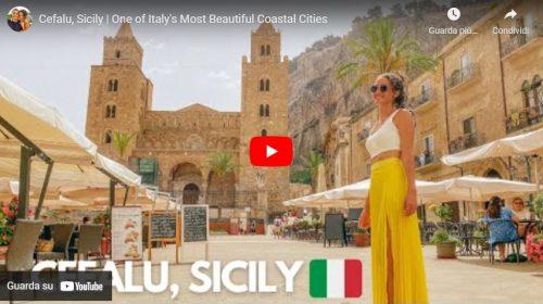 Cefalù, una delle città costiere più belle d'Italia – VIDEO