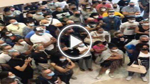 Palermitani bloccati al porto di Genova: infuria la protesta – VIDEO