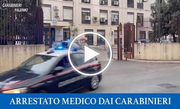 Medico allergologo e le visite ginecologiche con palpeggiamenti, arrestato dai carabinieri – VIDEO