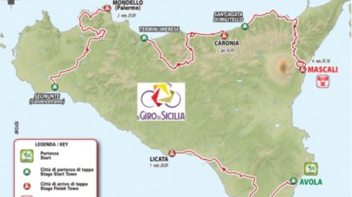 Torna il Giro di Sicilia, ai nastri di partenza Nibali, Froome e Valverde – VIDEO