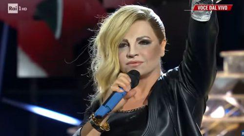 Tale e Quale Show: la palermitana Francesca Alotta imita Emma – VIDEO