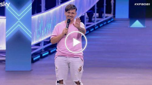 """Da Catania a X-Factor con i colori del Palermo, Manuel Agnelli: """"Hai avuto coraggio…"""" – VIDEO"""