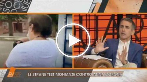 """Scomparsa Denise, Abbate: """"Chi ha incastrato Anna Corona?"""" – VIDEO"""