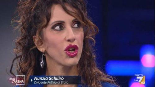 """La vicequestore siciliana da Giletti, """"Green pass illegittimo, viola la Costituzione"""" – VIDEO"""