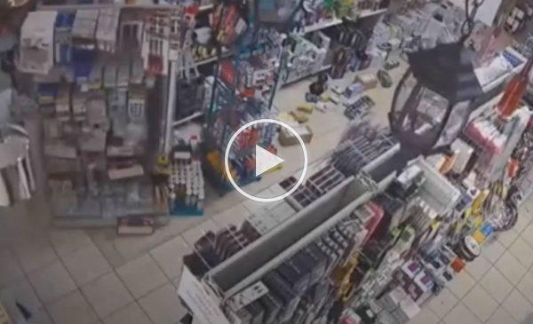 Terremoto magnitudo 5.8 in Grecia, scossa avvertita nella Sicilia Orientale: Le immagini – VIDEO