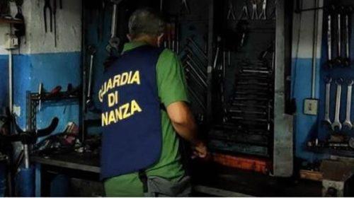 Officina abusiva senza autorizzazione a Palermo: denunciato titolare – VIDEO